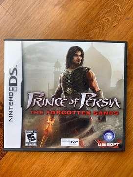 Principe de Persia Nintendo DS original