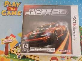 Juego Ridge Racer 3ds