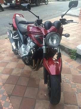 Suzuki bandit GSF -650