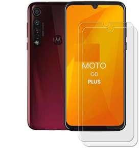 Vidrio Templado Glass Plano Motorola Moto G8 G8 Plus