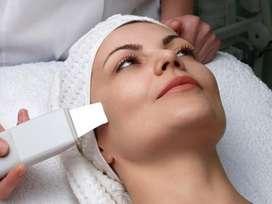 Curso de Limpieza Facial Ultrasonica profunda