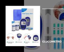 Medidor de glucosa - Glucómetro digital