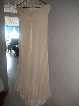 Vestido de novia de segunda