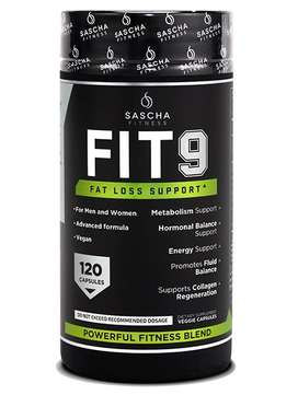 Fit 9 - Fat loss support - Sascha Fitness