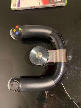 Control y juego Forza Motorsport 4