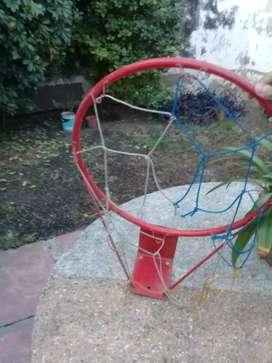 Vendo aro de basquet
