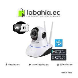 Camara ip 185 p2p 360 Grados Doble Antena