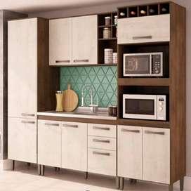 Mueble cocina Vessanti nuevo, en kit