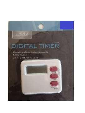 Temporizador Digital. Livingn Solutions, Americano