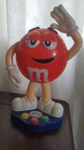 Un juguete m&m