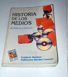 Historia De Los Medios, De Diderot A Internet