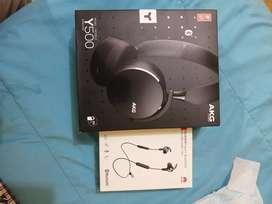 Audífonos Bluetooth inalambricos..