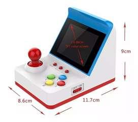 Mini consola retro arcade fc