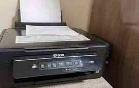 Impresora epson l355 con sistema de fabrica