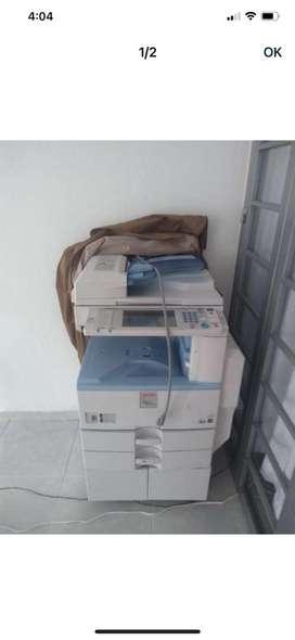 Fotocopiadora ricoh