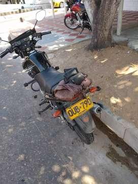 Moto marca Yamaha YBR 125