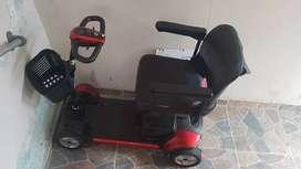 Vendo scooter electrico para discapacitado