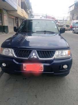 Exelente Mitsubishi Montero Sport