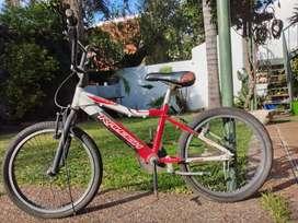 Bicicleta pra niños (usada)