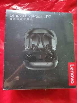 Auriculares Lenovo LP7 wireless Bluetooth IPX5