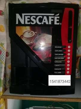 Servicio de expendedoras de cafe