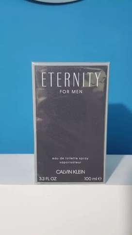 Vendo colonia Eternity