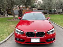 BMW 118i año 2019 - Impecable!!
