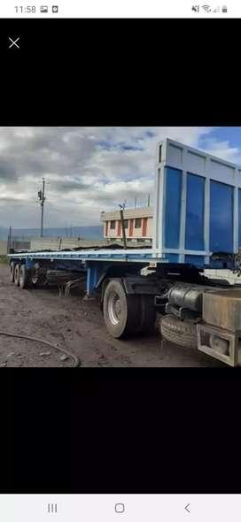 Plataforma para trailer