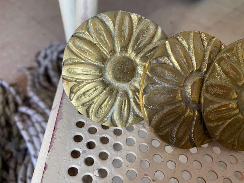 Bronces aplique para escaleras y otros
