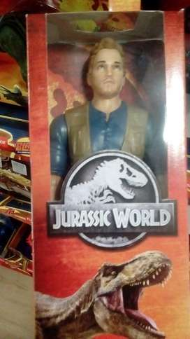 Jurassic World Dinosaurios Originales
