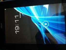 Tablet Acer en buen estado