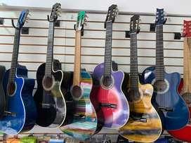 Guitarra de estudio