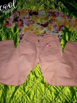 Conjunto Talle 44 Jeans Y 4