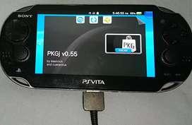 PS Vita Fat Microsd de 32 GB