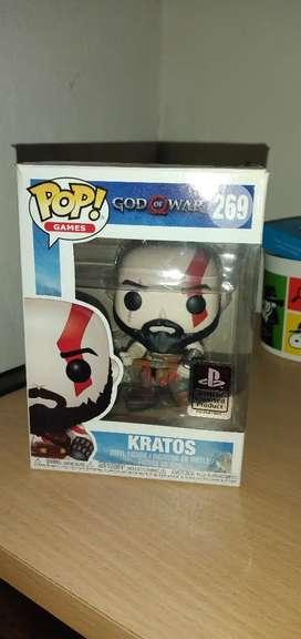 Pop! Games: God of Wars 289. Kratos Edicion Ilimitada Play Station