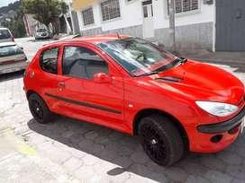Se venden Peugeot 206 año 2006