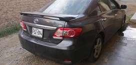 Toyota corolla 2013 full
