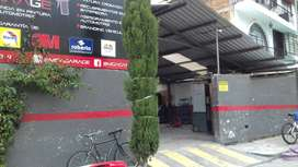Alquiler galpón ideal cualquier tipo de taller, cerca Av. De Los Granados y Av. Eloy Alfaro, norte de Quito