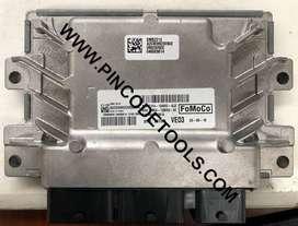 Ecu de Ford Focus y Fiesta - A2C80862305BAAC F1FA-12A650-ALD
