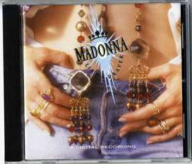 "CD MADONA ""LIKE A PRAYER"""