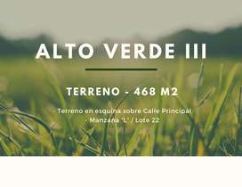 ALTO VERDE III