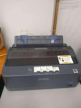 impresora de punto EPSON LX-350