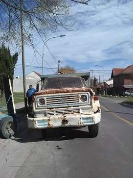 Camión Chevrolet 814