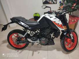 Venta De Hermosa KTM Duke 200