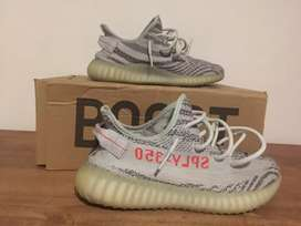 "Adidas Yeezy Boost 350 V2 ""Blue Tint"" Usadas"