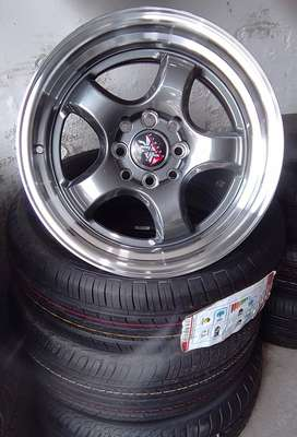 "RIN 15"" 8H 100-114 MM PARA RENAULT, CHEVROLET, NISSAN"
