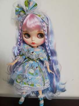Muñeca Blythe segunda edición - con ropa