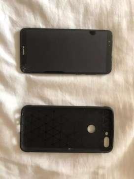 Huawei p samart impecable ( no encontré el modelo en la marca por eso lo puse como p9 lte pero es p smart)