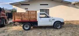 Camioneta estaca luv 1600 4x4 full