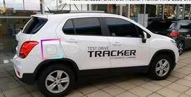 Sobretapa o tapa externa de gasolina Chevrolet Tracker original pintura original